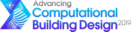 Advancing Computational Building Design 2019 logo 130