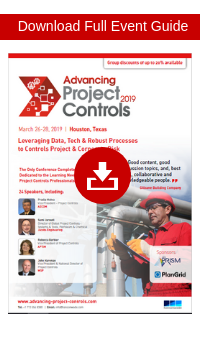 Brochure Download - Advancing Project Controls Summit 2019