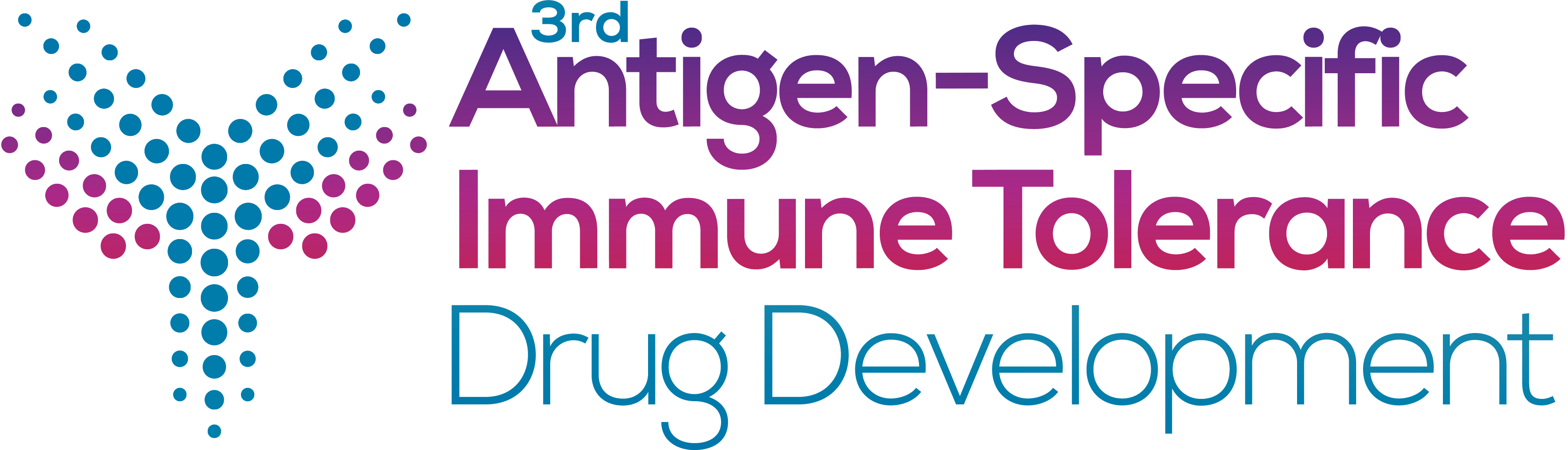 3rd Antigen Specific Immune Tolerance Drug Development Summit 2020 logo development