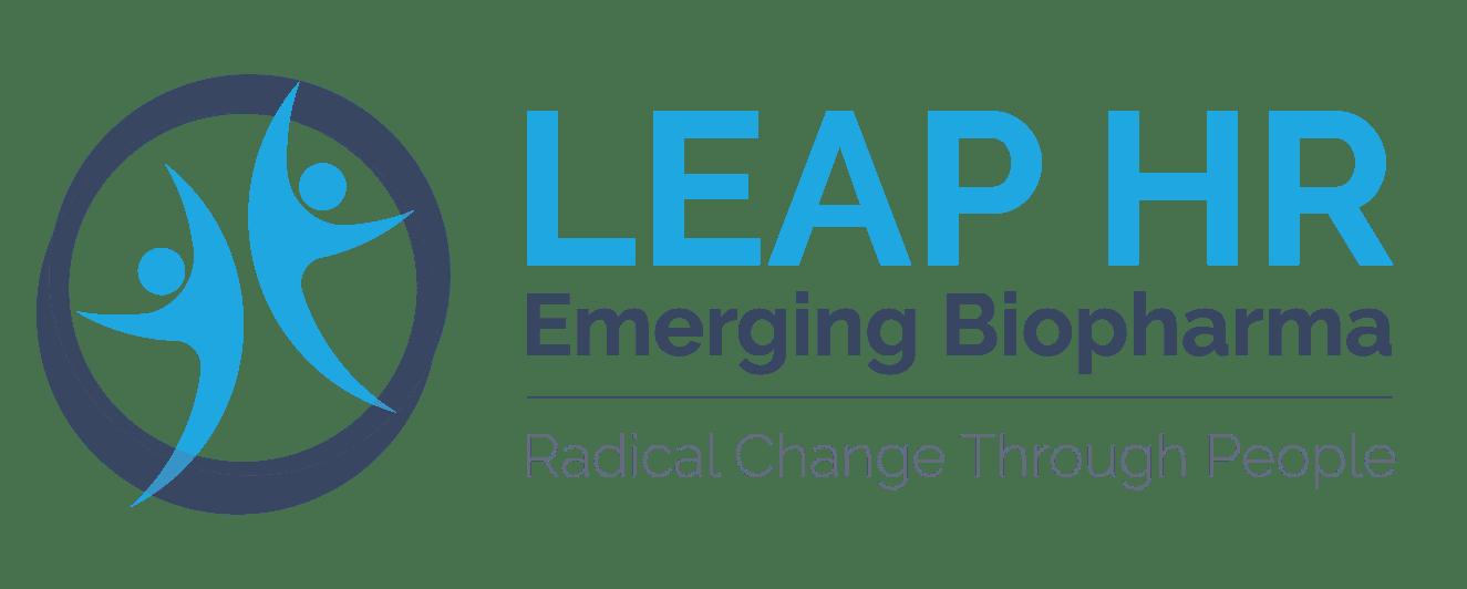 LEAP HR Emerging Biopharma Logo - Positive