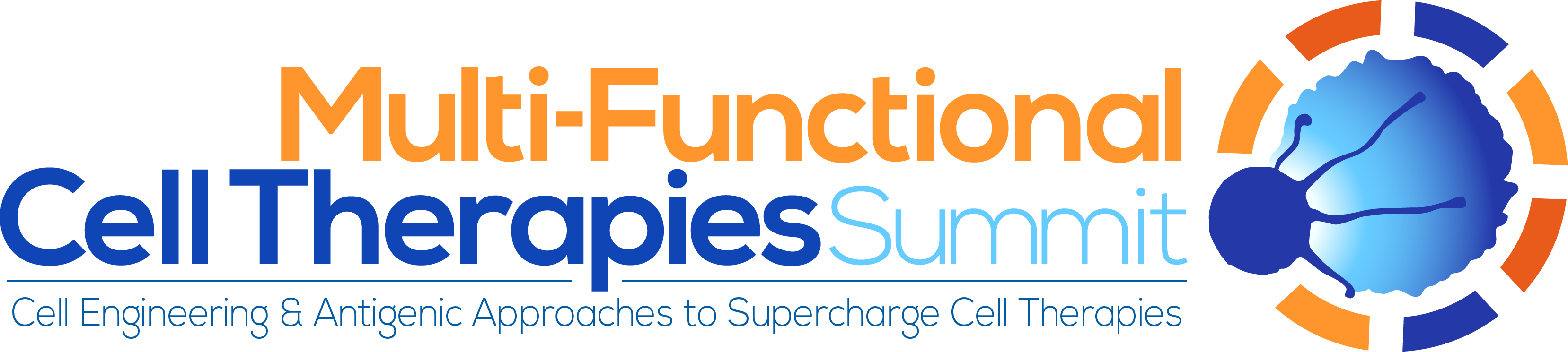 HW201201 Multi-Functional Cell Therapies Summit logo