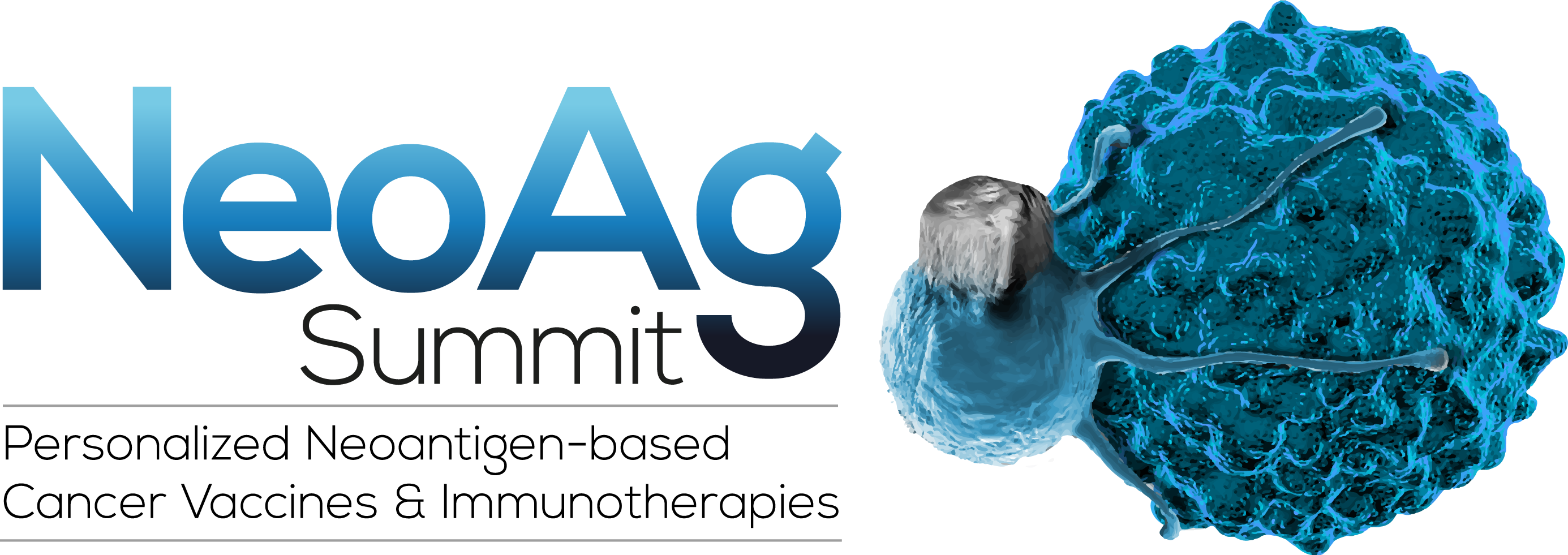 Neoantigen Summit logo options